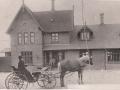 Mørke station 1903