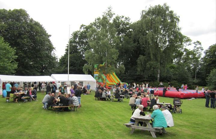 Mørke Parkfest 2011